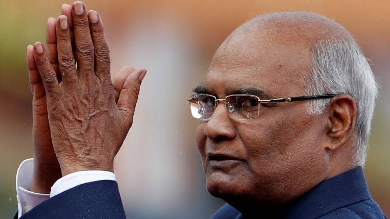 President Ram Nath Kovind arrives in Benin, 1st visit by an Indian head of state - Moneycontrol