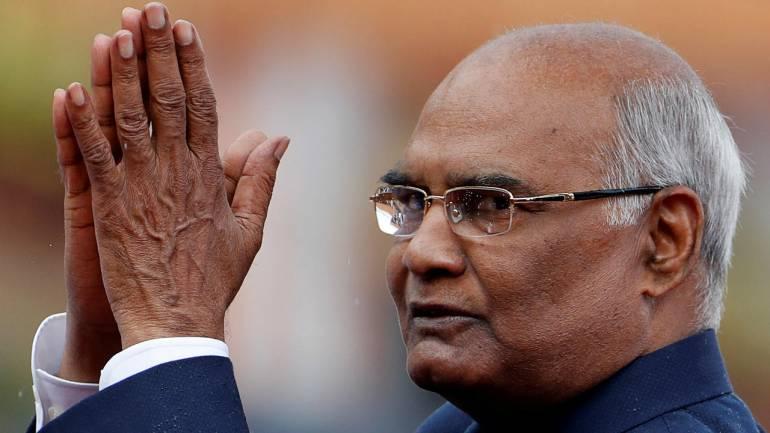 President Ram Nath Kovind (Image- Reuters)