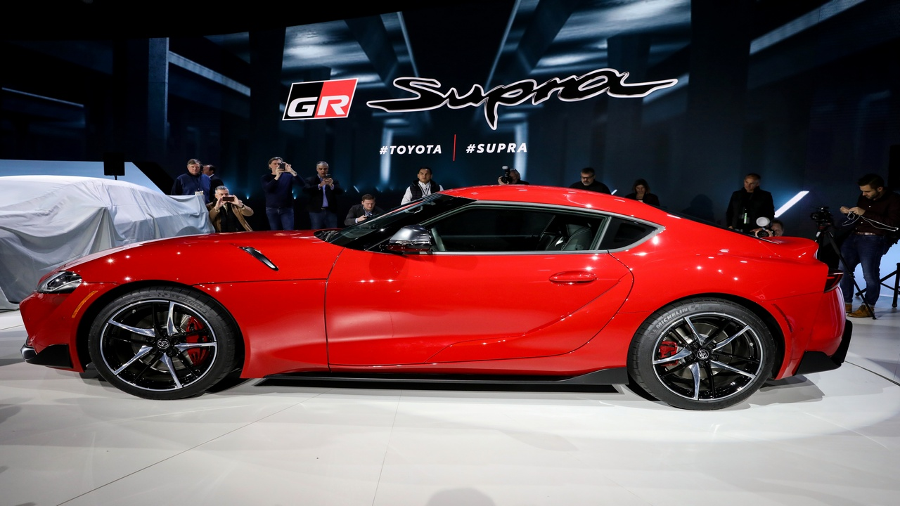 The latest generation Supra came after a hiatus of almost two decades and promises to be the fastest, meanest and strongest Supra yet. (Image sources: Reuters)