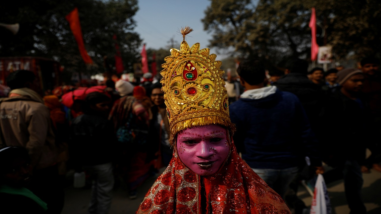 Kumbh Mela has been included on UNESCO's Intangible Cultural Heritage of Humanity list. (Image: Reuters)