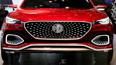 India's first connected SUV: MG Hector