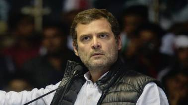Parrikar was one of Goa's favourite sons: Rahul Gandhi