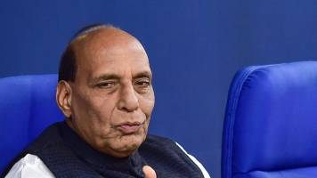 India had shared actionable inputs with Lanka before blasts: Rajnath Singh