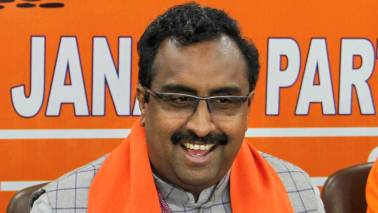 Anyone who harms ongoing peace process in J&K will be jailed: Ram Madhav