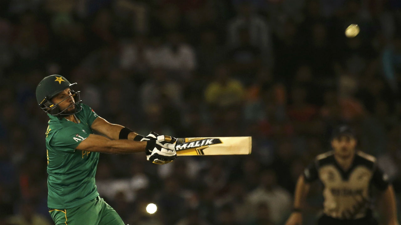 Shahid Afridi (Pakistan) | Shahid Afridi a.k.a Boom Boom Afridi holds the record for most ODI sixes. Afridi possessed a natural ability to hit big sixes. Matches: 398, Innings: 369, 6s: 351 (Image: Reuters)