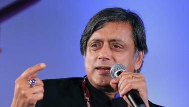 Forfeiting World Cup match to Pakistan will be worse than surrender: Shashi Tharoor
