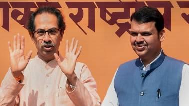 Devendra Fadnavis & Uddhav Thackeray to begin joint poll meetings from March 15