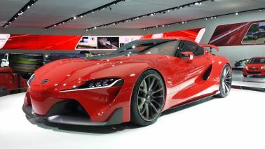 Toyota Supra launched at Detroit Auto Show: See how the sport coupe evolved in 40 years