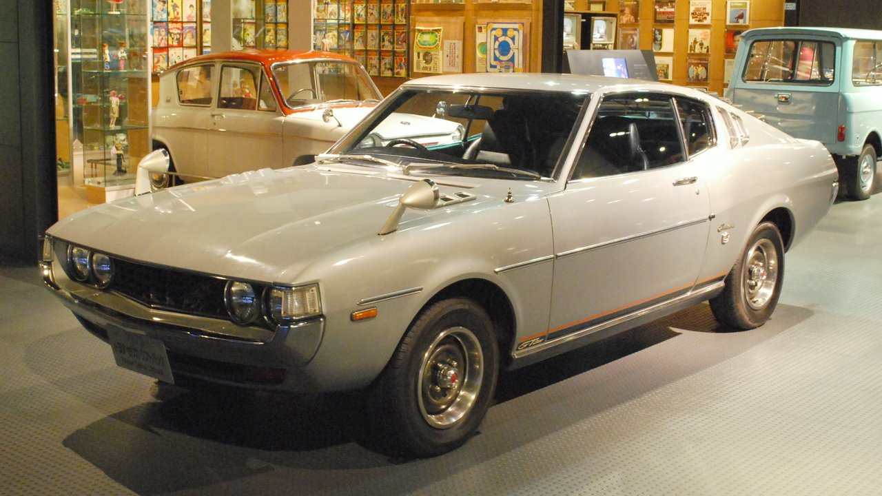 The Toyota Supra was launched in 1978, but it was more of a liftback Celica than a full-fledged Supra. (Image source: Wikimedia Commons)