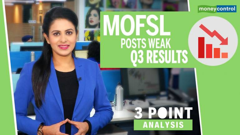 3 Point Analysis | Motilal Oswal Q3 results