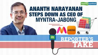 Ananth Narayanan quits as CEO of Myntra-Jabong
