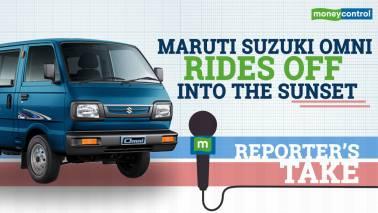 Reporter's Take   Maruti Suzuki Omni rides off into the sunset