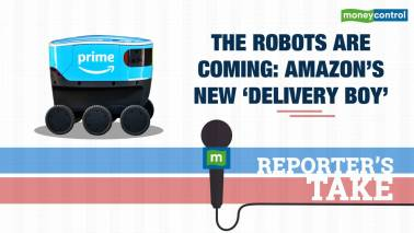Reporter's Take | The robots are coming: Amazon's new 'delivery boy'