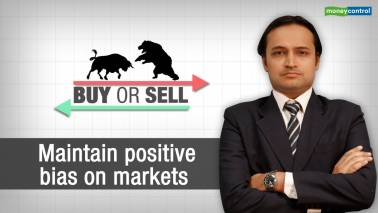 Buy or Sell | Maintain positive bias on markets