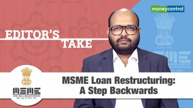 Editor's Take | MSME loan restructuring: A step backwards