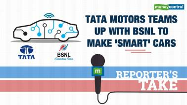 Reporter's Take | Tata Motors, BSNL tie-up to make cars 'smart'