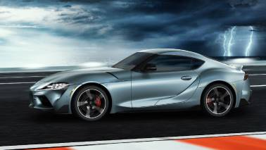 Toyota Supra launched after two-decade long hiatus