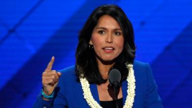 2020 White House race: Proud to be first Hindu-American to run for president, says Tulsi Gabbard