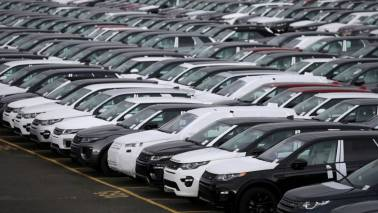 UK new car sales record biggest fall since financial crisis