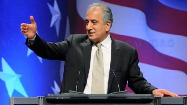 US seeking peace agreement in Afghanistan: Zalmay Khalilzad
