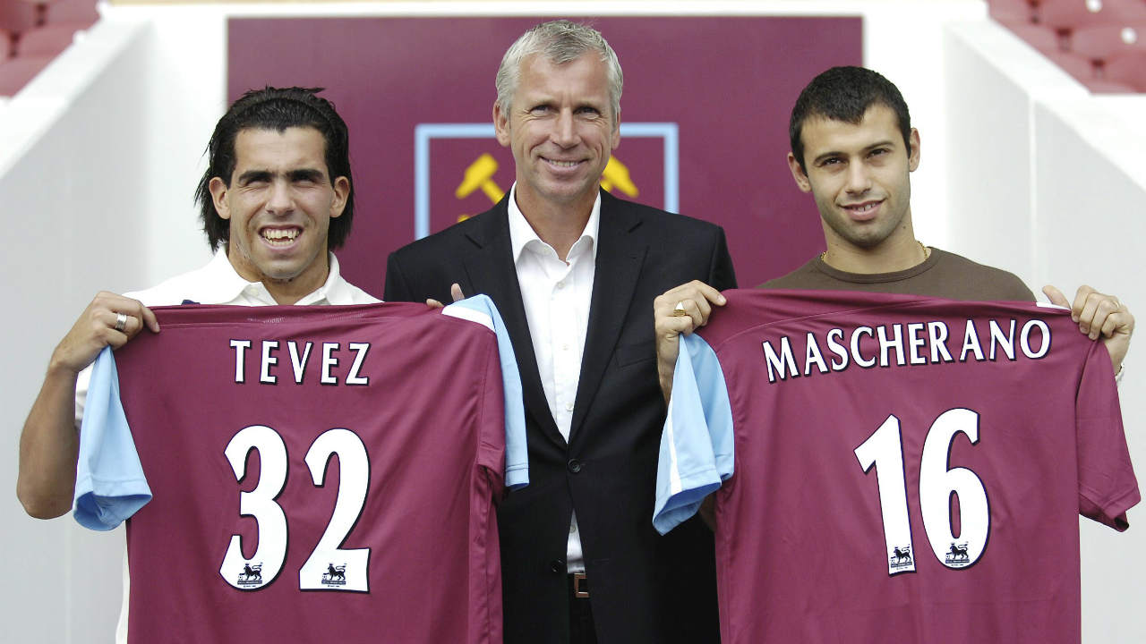 Carlos Tevez (Corinthians to West Ham) | Tevez arrived alongside Javier Mascherano from Corinthians on deadline day of the 2016 summer transfer window. While Mascherano failed to impress during his time at Upton Park, Tevez would go on to become a club favourite, scoring at Old Trafford on the final day of the season to keep West Ham in the Premier League. (Image: Reuters)