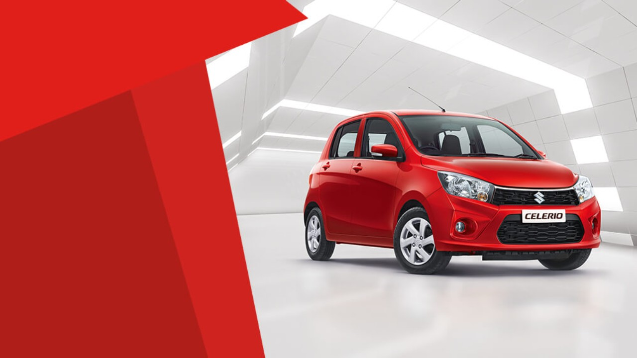 Securing the penultimate position is Maruti Suzuki, with their hatchback Celerio. It garnered a sale of around 91,000 units. (Image: Maruti Suzuki)