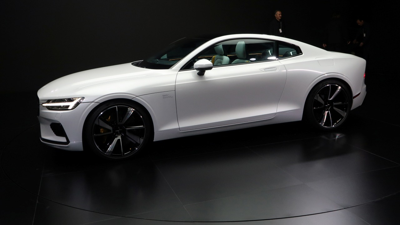 Volvo Polestar 2 | The Polestar 2 will be Czech manufacturer Volvo's first fully-electric car, succeeding the hybrid Polestar 1. The Polestar 2 will churn out close to 400 BHP and will be priced competitively with the Model 3. (Image: Reuters)