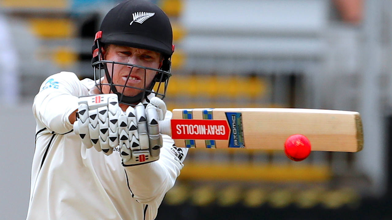 Henry Nicholls (New Zealand) | Nicholls' inclusion meant that New Zealand for the first time contributed three players to the ICC Test XI. His average of 73. 11 was the highest among the top-20 run-scorers in Tests in 2018. The highlight of his year was the unbeaten 126 in the decider against Pakistan which helped New Zealand overcome a first-innings deficit to register a historic 2-1 away series win. 2018 stats | Innings: 12 | Runs: 658 | Average: 73.11 | Strike Rate: 48.66. (Image: Reuters)