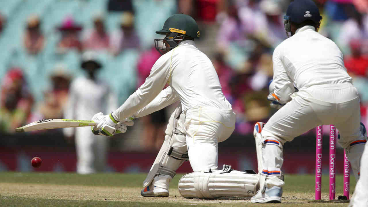 As the action began, overnight batsmen Usman Khawaja and Marcus Harris exploited the easy batting conditions and got off to a fast start. (Image: AP)