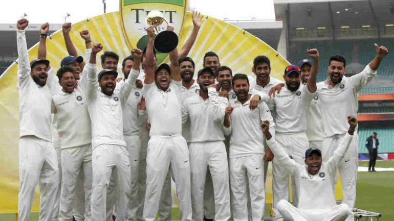 Ind Vs Aus Here S How Twitter Reacted To India Historic Win Down Under