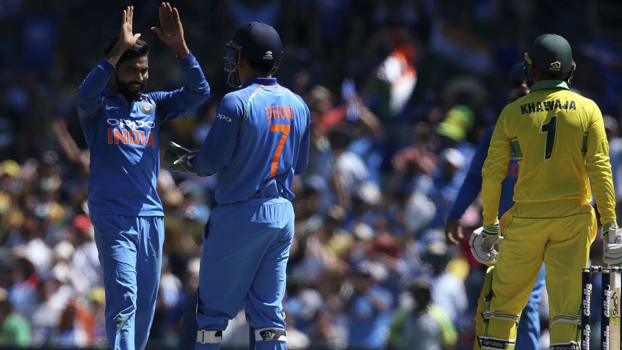 Most T20Is wins | India and Australia have locked horns in 19 T20Is. India have come out on top in 11 of those occasions, whereas Australia have won just 6 matches. Two matches haven't fetched any result. (Image: AP)