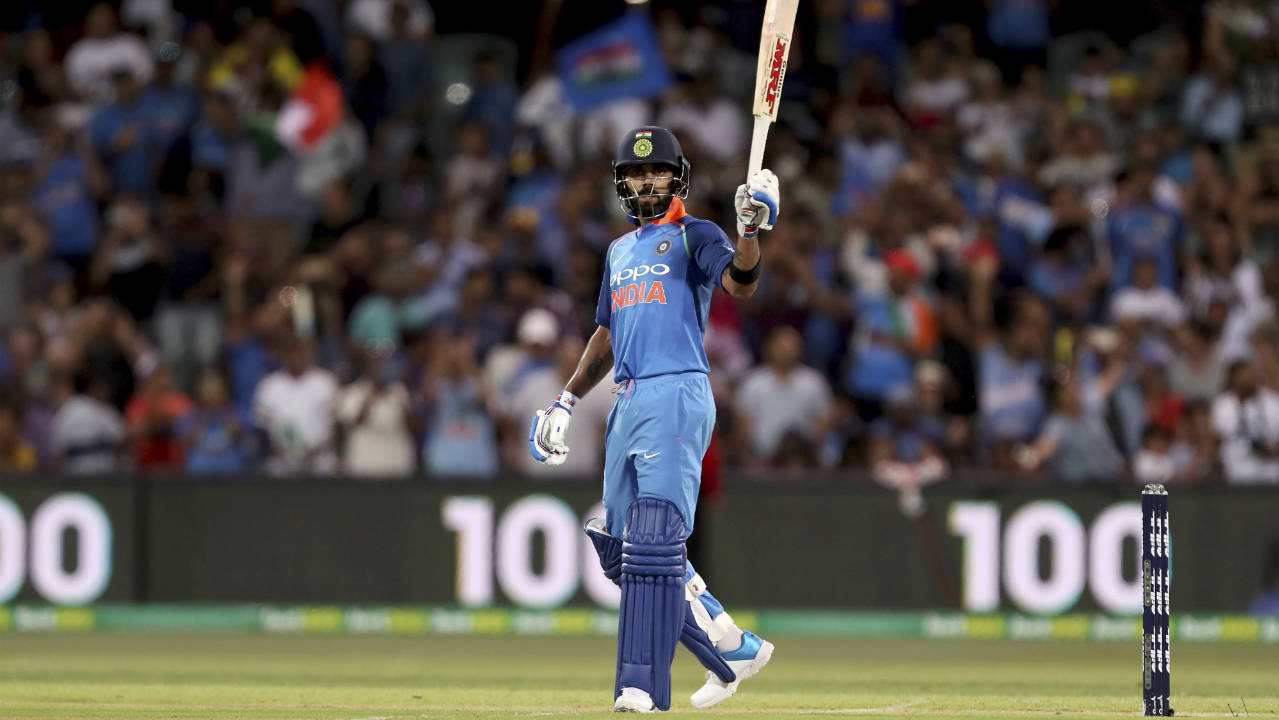 Virat Kohli (India): Indian skipper Virat Kohli had a stellar 2018. During his great run, Kohli mounted 1202 runs – including six centuries and three fifties. The year saw the batsman become the fastest player to 10,000 runs in ODI cricket. Kohli reached the feat in 205 ODI innings thus breaking Sachin Tendulkar's long standing record. 2018 Stats | Innings: 14| Runs: 1202 | Average: 133.55 | Strike Rate:  (Image: AP)