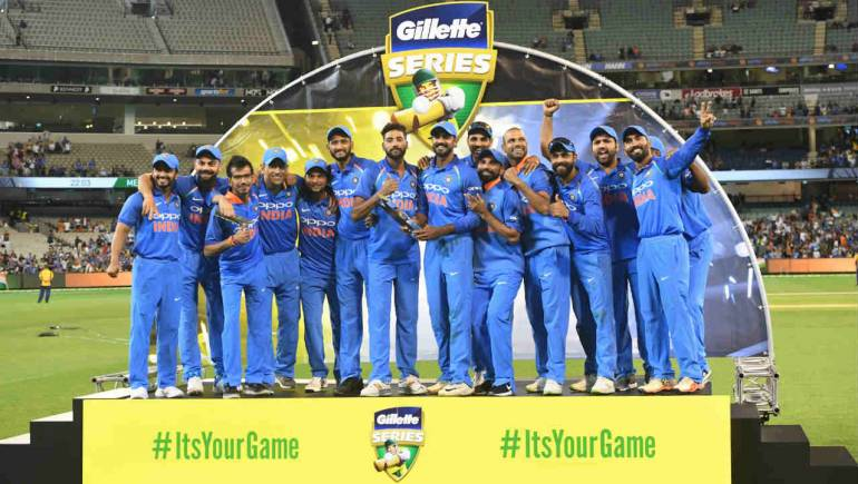 Ind Vs Aus Odis Gavaskar Questions No Prize Money To Team India After Odi Triumph