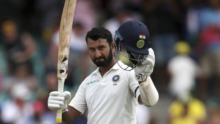 Ind Vs Aus 4th Test Day 1 Pujara S Masterful Century Gives India Honours At Scg