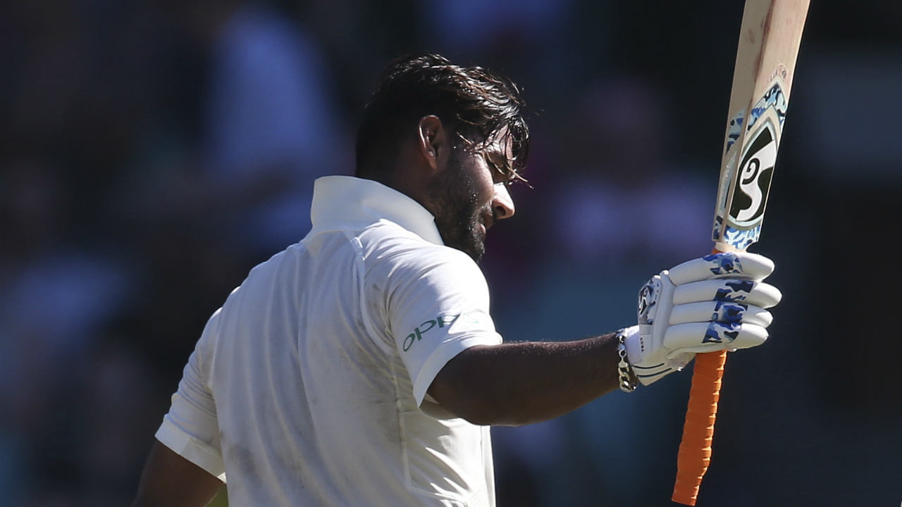 Highest score by an Indian wicketkeeper overseas | Pant's unbeaten 159-run knock against Australia ensured he went past MS Dhoni's 148 vs Pakistan in Faisalabad in 2006 to become the highest overseas score by an Indian wicketkeeper. Pant's knock is also the third-highest score (home and away) by an Indian wicketkeeper in Tests. (Image: AP)