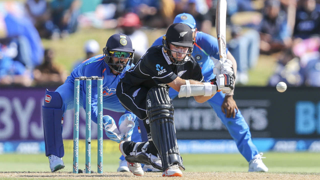 Tom Latham (51 off 64) | Latham's crucial fourth-wicket stand with Taylor took New Zealand from 59/3 to 178/4. He fell soon after bringing up his half-century as he sent a Yuzvendra Chahal delivery straight down the throat of Ambati Rayudu at deep midwicket. Runs: 51 | Balls: 64 | 4s: 1 | 6s: 1 | Sr: 79.68. (Image: AP)