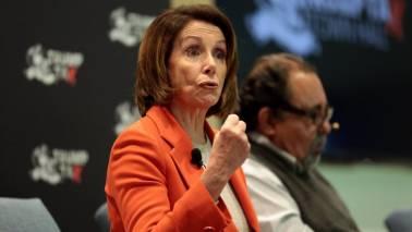 President Trump cancels Nancy Pelosi's foreign trip citing shutdown