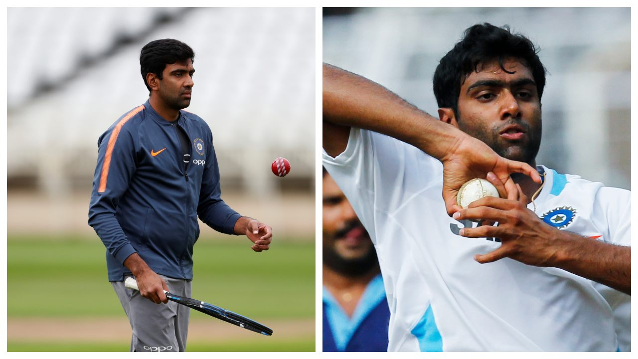 R Ashwin seems to have deceived the sands of time, with the only thing improving over the last two years, is his game. (Image: Reuters)