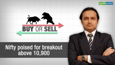 Buy or Sell | Nifty poised for breakout above 10,900