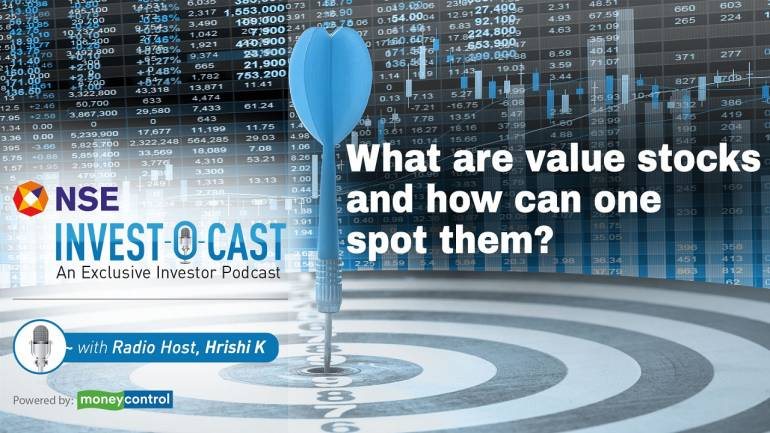 Image result for Podcast | NSE Invest O Cast episode 6: What are value stocks and how can you spot them?