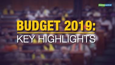 Budget 2019 | Key takeaways from FM Piyush Goyal's speech in Parliament