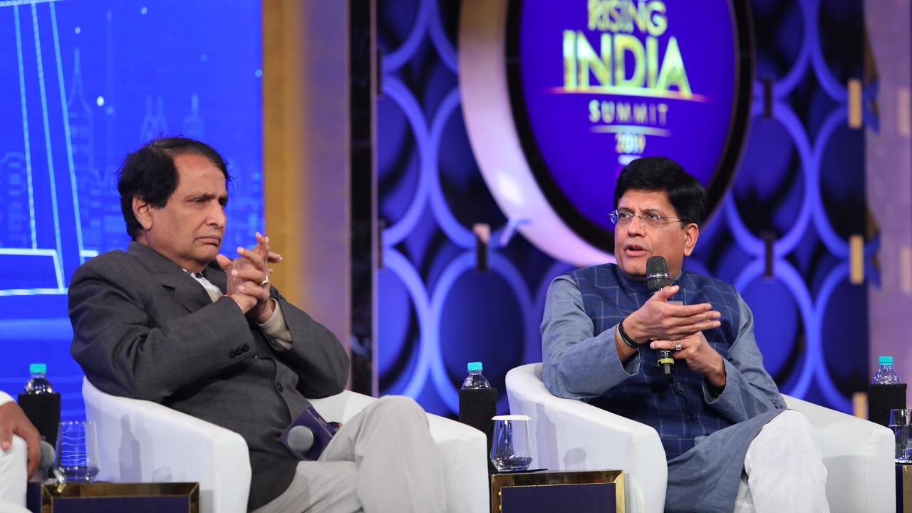 """When we talk about minimum governance, we mean that the maximum work is done in minimum time,"" Piyush Goyal said."