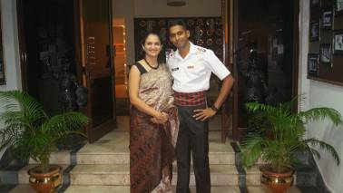 Late Army Major's wife after topping SSB: I decided to join forces, wear his stars on our uniform