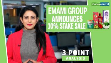 3 Point Analysis | Emami group announces 10% stake sale