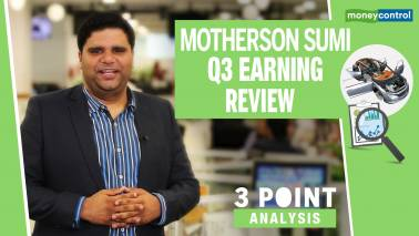 3 Point Analysis | Motherson Sumi Q3 Results