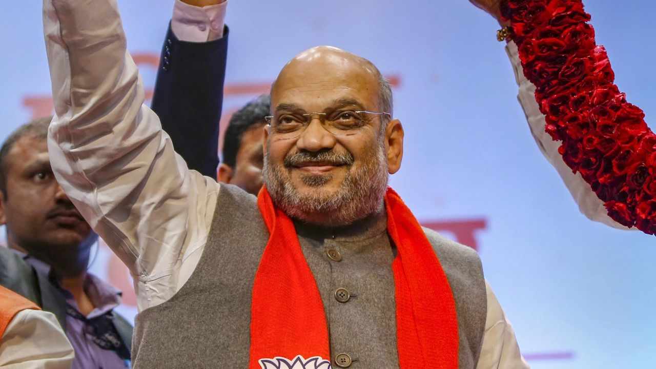 BJP's gains in Lok Sabha polls | The saffron party President said the BJP was looking to bag 35-40 Lok Sabha seats in Odisha, West Bengal and the northeast. He also predicted that BJP would form the state government in Odisha