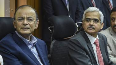 FM addresses RBI Board, pitches for bank mergers