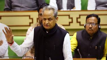 Atmosphere of fear, violence and tension in country under NDA govt: Ashok Gehlot