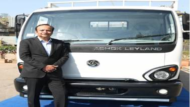 Ashok Leyland launches new trucks under Guru, Boss brands