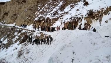 6 Army jawans feared dead in avalanche in HP's Kinnaur